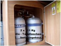 Alu-Tankflaschen