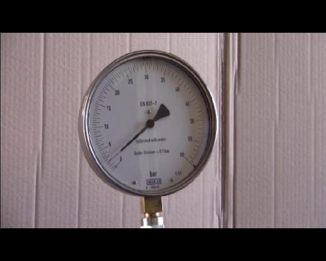 Wasserdruckpr